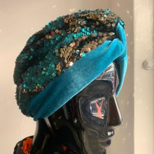Turquois Color Turban
