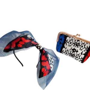 Jozi Bag and Bow